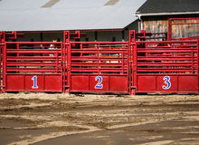 Rodeo Gates stock images