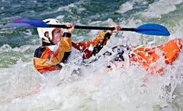 Rodeo kayaking Stock Photography