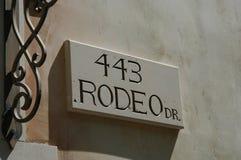 Rodeo-Laufwerk lizenzfreie stockfotografie