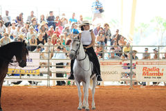 Rodeo in miami Stock Photography