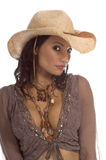 Rodeo Queen Royalty Free Stock Photography