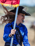Rodeo Queen Stock Photography