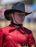 Rodeo Queen Royalty Free Stock Photos