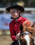 Rodeo Queen Royalty Free Stock Photo
