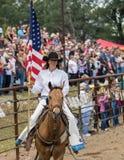 Rodeo Queen Stock Image