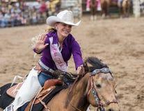 Rodeo Queen Stock Photos