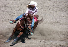 Rodeo Series Royalty Free Stock Photo