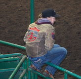 Rodeo Spectator Royalty Free Stock Image