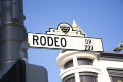 Rodeoaandrijving 200 blok Stock Afbeeldingen