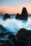 Rodeostrand, San Francisco California Royaltyfria Bilder