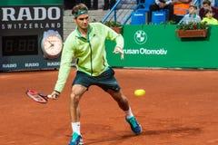 Rodger Federer Fotografia Stock