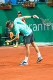 Rodger Federer Imagens de Stock Royalty Free