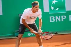 Rodger Federer Fotos de Stock