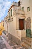 Проход. Rodi Garganico. Апулия. Италия. стоковая фотография rf