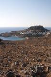 Rodi Grecia Fotografia Stock Libera da Diritti