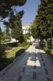 Rodi KREMASTI Grecia 7-21 08 2011 Fotografie Stock Libere da Diritti