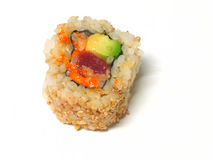 Rodillo 1 del sushi Foto de archivo libre de regalías