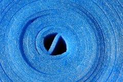 Rodillo azul Fotografía de archivo
