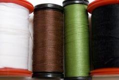 Rodillo de cuerdas de rosca Fotografía de archivo libre de regalías