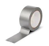 Rodillo de la cinta del conducto aislado Imagen de archivo libre de regalías