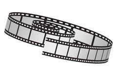 Rodillo de la película Imagen de archivo libre de regalías