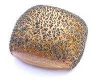 Rodillo de la semilla de amapola Fotos de archivo libres de regalías