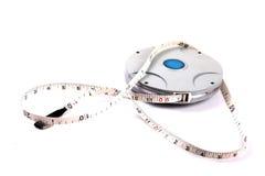 Rodillo de medición de la cinta Imagenes de archivo