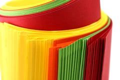 Rodillo de papel fotos de archivo libres de regalías