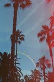 Rodillo del cielo fotos de archivo