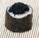 Rodillo del sushi Foto de archivo libre de regalías
