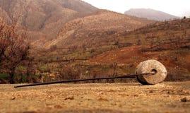 Rodillo kurdo Imagenes de archivo