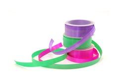 Rodillos de la cinta del color Foto de archivo libre de regalías
