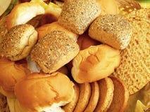 Rodillos de pan imagen de archivo libre de regalías
