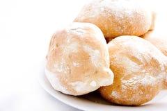 Rodillos de pan Foto de archivo libre de regalías