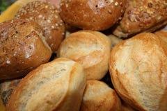 Rodillos de pan Fotos de archivo libres de regalías