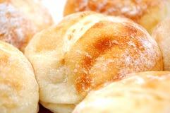 Rodillos de pan Fotografía de archivo