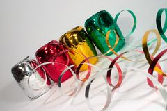 Rodillos de Serpantine Fotografía de archivo libre de regalías