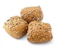 Rodillos del cereal Imagen de archivo libre de regalías
