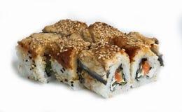Rodillos del sushi Foto de archivo libre de regalías