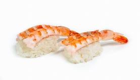 Rodillos del sushi Imágenes de archivo libres de regalías