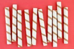 Rodillos finos dulces Imágenes de archivo libres de regalías