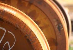 Rodillos impulsores locomotores Imágenes de archivo libres de regalías