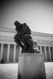 rodin φιλόσοφος Στοκ Φωτογραφίες