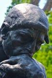 Rodin: El pensador, Tokio, Japón Imagen de archivo libre de regalías