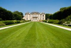 Rodin Haus Stockbild
