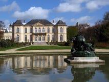 Rodin Museum 02, Paris, Frankreich Lizenzfreie Stockfotos