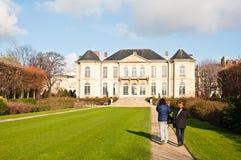 Rodin Museum Royalty Free Stock Image