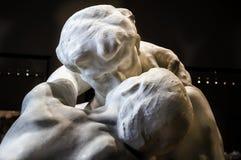 Rodin Museum paris Arkivbild