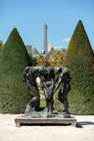 Rodin Museum in Paris Royalty Free Stock Image
