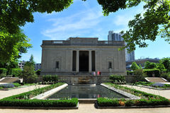 Rodin Museum. The Rodin Museum at the Philadelphia Museum of Art Stock Photos